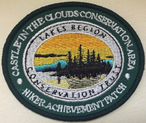 Castle in the Clouds Conservation Patch